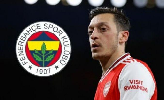 Fenerbahçe'de Mesut Özil ilk 11'de mi?