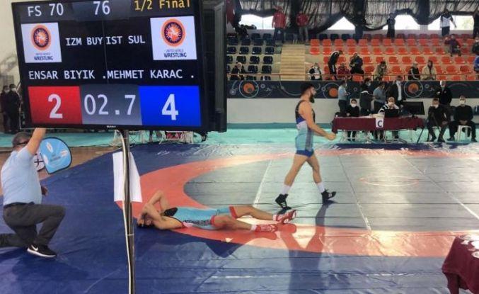 Sultangazili Sporcudan Büyük Başarı