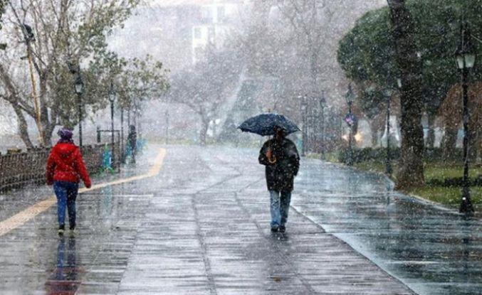 Meteoroloji'den İstanbul için sarı uyarı! Saat verildi