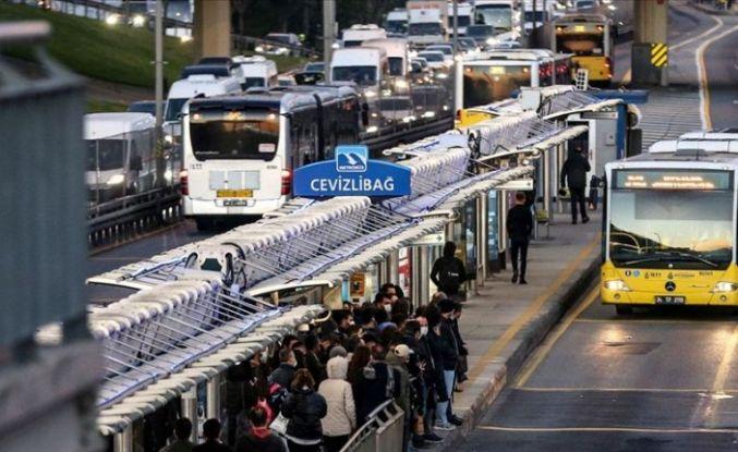 İBB'nin toplu taşımaya zam teklifi reddedildi