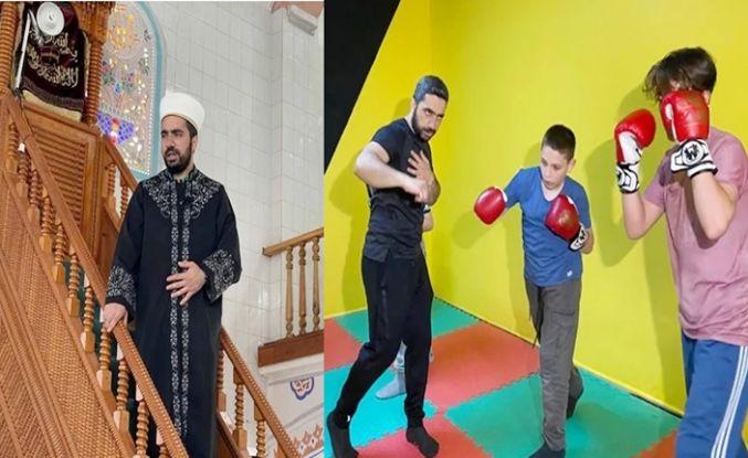 Gaziosmanpaşa'da gençler bu imama bayıldı okuldan çıkan soluğu camide alıyor