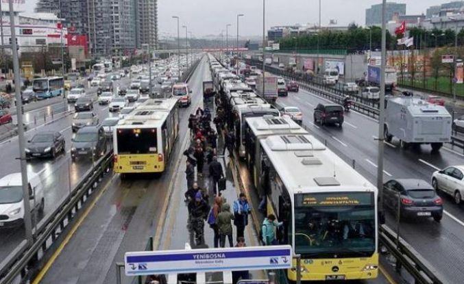 6 Eylül Pazartesi günü İstanbul'da 06.00-14.00 saatleri arasında toplu ulaşım ücretsiz olacak
