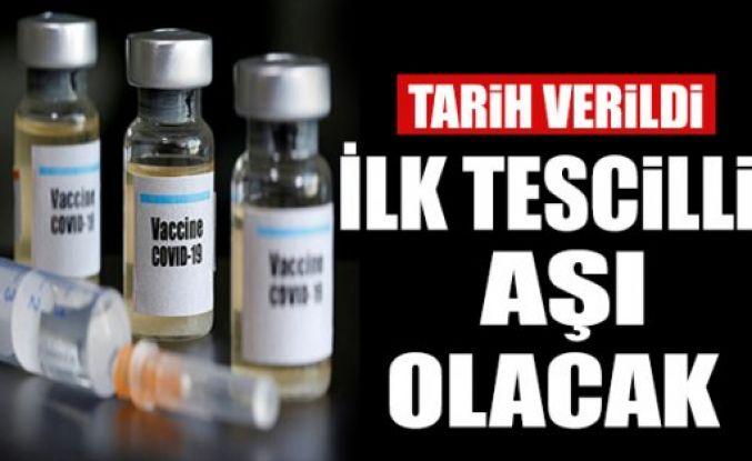 Rusya'da koronavirüs aşısının tescil edileceği tarih belli oldu