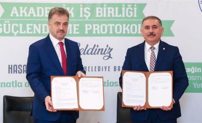 Gaziosmanpaşa Belediyesi İle İTÜ Arasındaki Akademik İş Birliği Güçleniyor