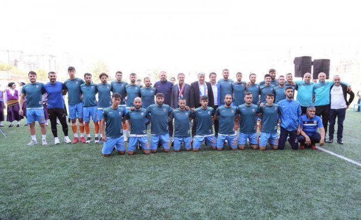 Alibeyköyspor'dan muhteşem sezon açılışı