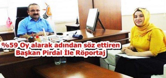 Ak Parti Gaziosmanpaşa İlçe Başkanı Av.Şahin Pirdal İle Röportaj