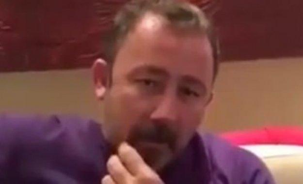 Sergen Yalçın'ın videosu büyük ilgi çekti